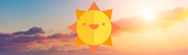 ¡Y salió el Sol!
