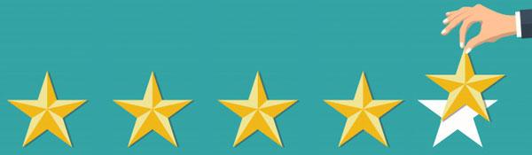 Los cinco sitios web más visitados