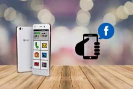 Cómo instalar Facebook en el celular EXO Spanky