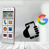 Cómo crear una cuenta de Google en el EXO Spanky Fácil 4G