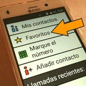 Cómo agregar un contCómo agregar un contacto telefónico en el EXO Spankyacto telefónico en el EXO Spanky