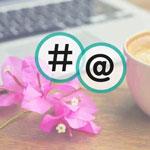 Cómo usar hashtags y etiquetas