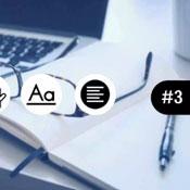 Guía para usar Microsoft Word #3: editar un texto