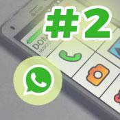 Trucos de WhatsApp que no podés perderte #2