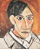 Autoretrato Picasso